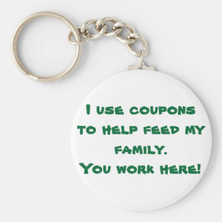 Coupons Keychains