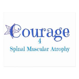 Courage 4 SMA - Star 2 Postcard