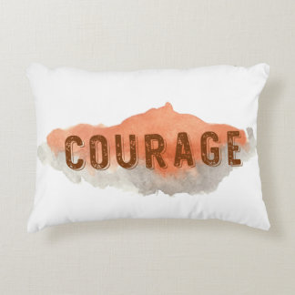 Courage Accent Pillow