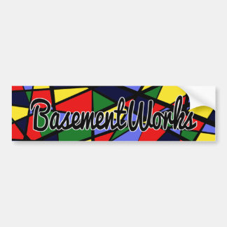 Courage BasementWorks Sticker by BW