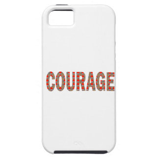 COURAGE: Brave Kind Leader Champion LOWPRICES GIFT iPhone SE/5/5s Case