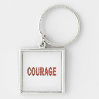 COURAGE: Brave Kind Leader Champion LOWPRICES GIFT Keychain