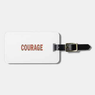 COURAGE: Brave Kind Leader Champion LOWPRICES GIFT Tag For Luggage