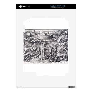 Courage by Pieter Bruegel the Elder Decals For iPad 2