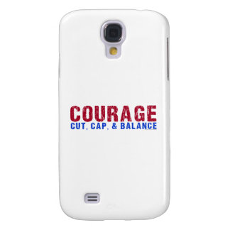Courage Samsung Galaxy S4 Cover