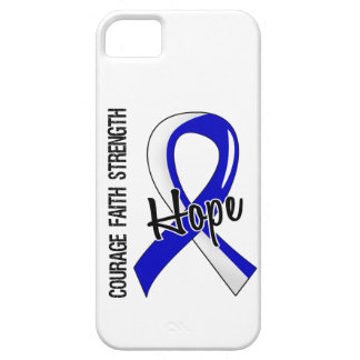 Courage Faith Hope 5 ALS iPhone 5 Case