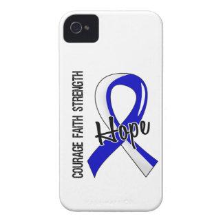 Courage Faith Hope 5 ALS Case-Mate iPhone 4 Cases