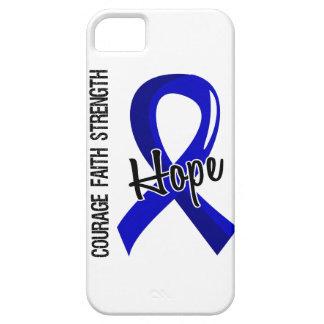 Courage Faith Hope 5 Ankylosing Spondylitis iPhone SE/5/5s Case