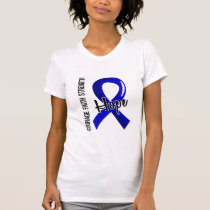 Courage Faith Hope 5 Ankylosing Spondylitis T-Shirt