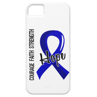 Courage Faith Hope 5 CFS iPhone SE/5/5s Case