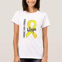 Courage Faith Hope 5 Hydrocephalus T-Shirt