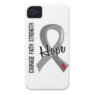 Courage Faith Hope 5 Juvenile Diabetes iPhone 4 Case-Mate Cases