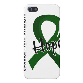 Courage Faith Hope 5 Liver Disease Case For iPhone 5