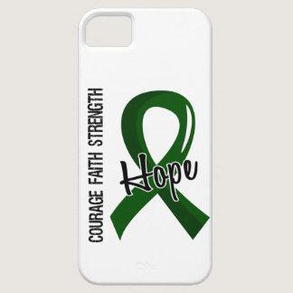 Courage Faith Hope 5 Liver Disease iPhone SE/5/5s Case