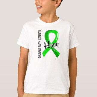 Courage Faith Hope 5 Lyme Disease T-Shirt
