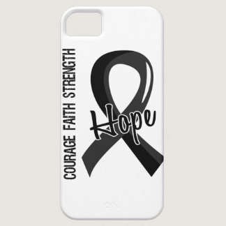 Courage Faith Hope 5 Melanoma iPhone SE/5/5s Case