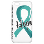 Courage Faith Hope 5 PCOS Cover For iPhone 5C