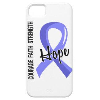 Courage Faith Hope 5 Prostate Cancer iPhone SE/5/5s Case