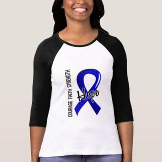 Courage Faith Hope 5 Syringomyelia T-Shirt