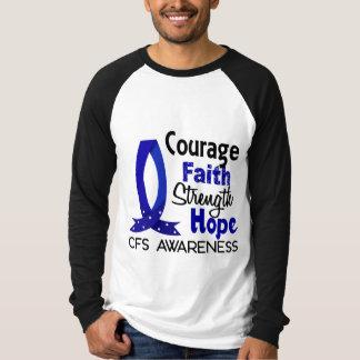Courage Faith Strength Hope CFS T-Shirt
