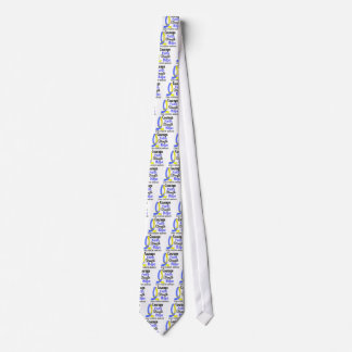 Courage Faith Strength Hope Down Syndrome Tie