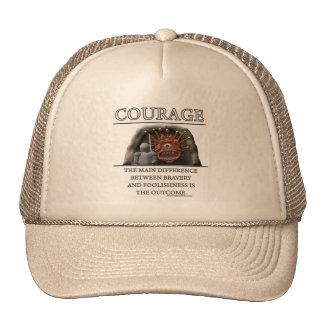 Courage Fantasy (de)Motivator Trucker Hat