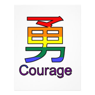 Courage Flyer
