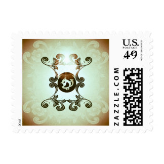 Courage in combat postage