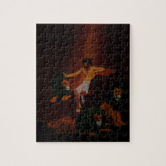 COURAGE! JIGSAW PUZZLE