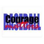 Courage Matters Post Cards