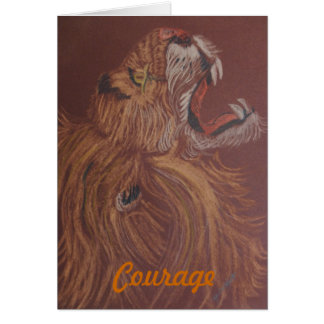 Courage of a Loin Card