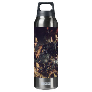Courage on Battlefield 16 Oz Insulated SIGG Thermos Water Bottle