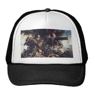 Courage on Battlefield Hats