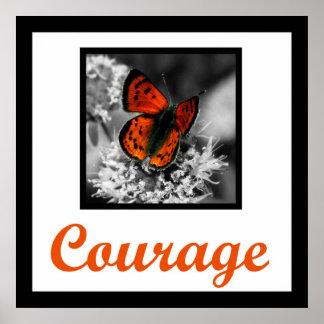 Courage Print