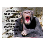 Courage_ Posters