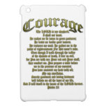 Courage - Psalm 23 Case For The iPad Mini