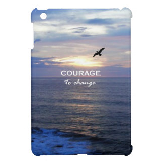 Courage To Change Case For The iPad Mini