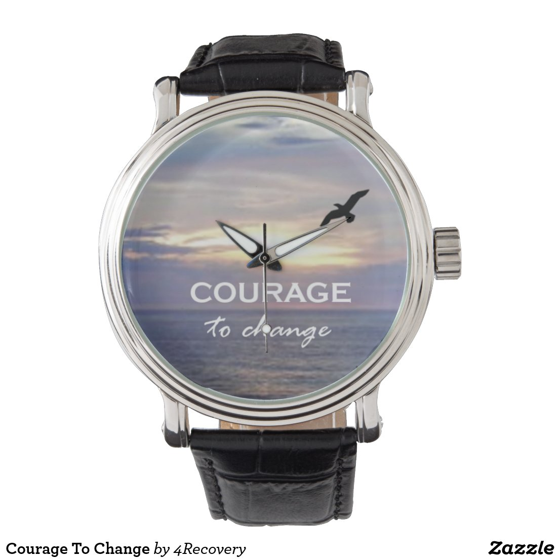 Courage To Change Watch