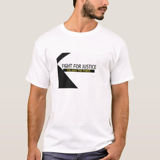 Courage to Fight Plus-Size T-Shirt