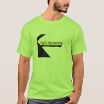 Courage to Fight T-Shirt - Customized
