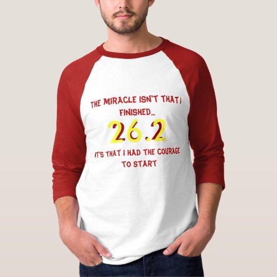 Courage to start T-Shirt