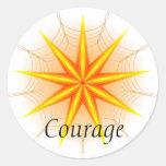 Courage (Virtue sticker)