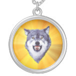 Courage Wolf Jewelry