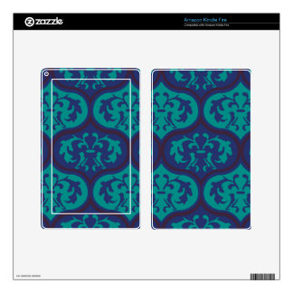 Courageous Graceful Polite Willing Skin For Kindle Fire