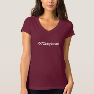 Courageous Inspired Attire T-Shirt