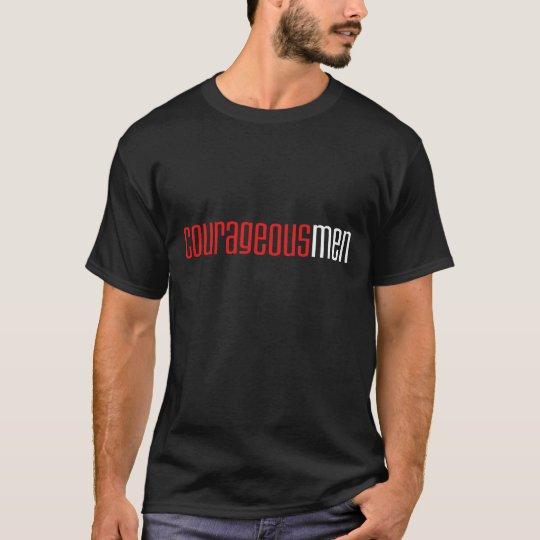 Courageous Men Shirt - Black