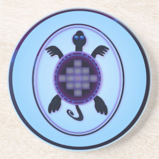 Courageous Turtle Coasters
