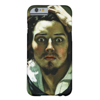 Courbet The Desperate Man Barely There iPhone 6 Case