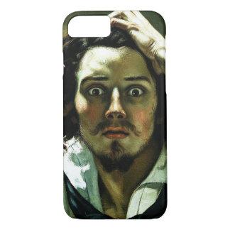 Courbet The Desperate Man iPhone 8/7 Case