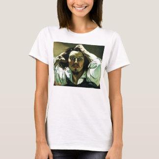 Courbet The Desperate Man T-shirt